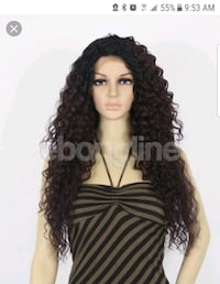 Lace front wig..freetress brand NEW Ajax