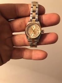Ladies datejust oyster perpetual Rolex  3119 km