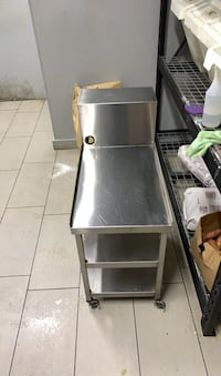 Restaurant food warmer stand with wheels Vaughan, L4L 9A9