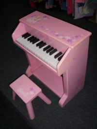 BARBIE UPRIGHT PIANO WITH A BENCH Huntington Beach