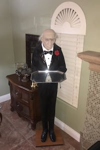 "6ft butler ""Dobson the butler"" Las Vegas, 89108"
