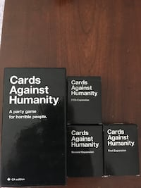 Cards against humanity London, N6G 3T1