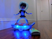 R/C Skater Toy : Miles from Tomorrowland Pittsburg, 94565