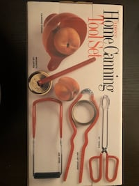 *New* Canning Tool Set Centreville, 20121