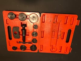 Disc Brake Caliper Tool set