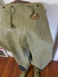 Pro-Line waders size 11 Muskegon, 49441