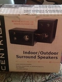 In door out door speakers Toronto, M9R 4A6