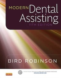 Modern Dental Assisting 11th Edition Book (Like New) Mississauga, L5A 4C3