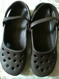 Crocs Mary Jane's Brown Silver Spring, 20902