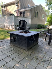 Outdoor Propane fire pit!