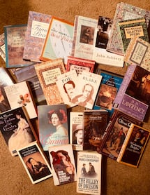 Lot of 25+ Books - Classics and Poetry