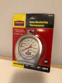 RUBBERMAID oven thermometer Markham