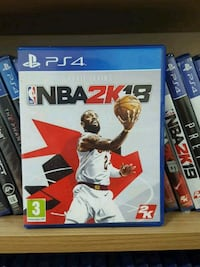 Nba 2K18 Ps4 Kartaltepe Mahallesi, 34145