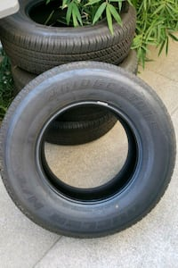 Used tires (like new) Castro Valley, 94546