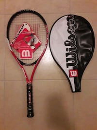 Tenis Raketi Wilson Impact Power Bridge
