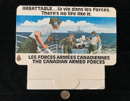Canadian Armed Forces Calendar 1982-83