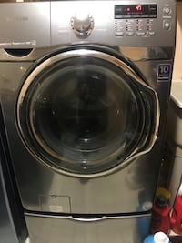 Samsung Stainless Steel Washer Sterling Heights, 48310