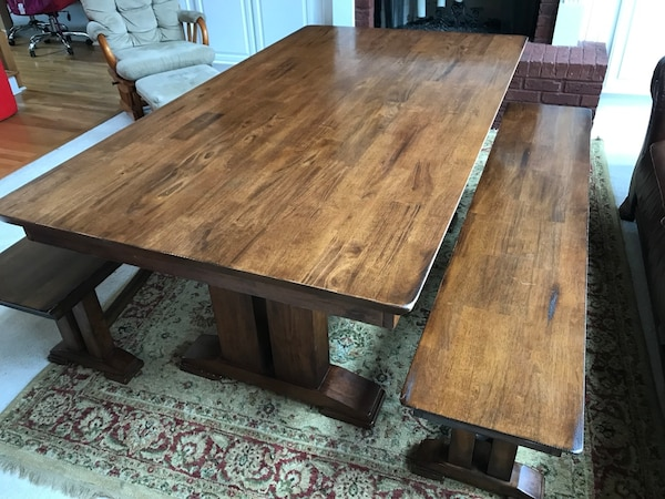 Used Dining Room Table From World Market For In Acworth