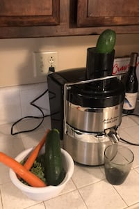 Jack La Lane's power Juicer