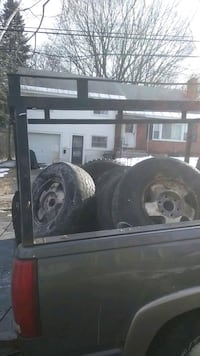 Tire's and rims Schenectady, 12304