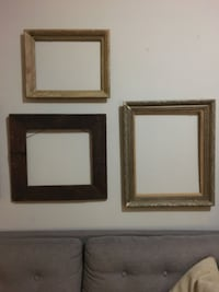 Used Various Antique Woodplaster Frames For Sale In New York Letgo