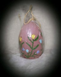 Large Easter Egg Candle Omaha, 68111