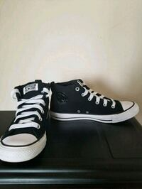 pair of black Converse All Star high top sneakers Winchester, 22603
