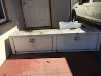 black and white wooden cabinet San Leandro, 94579
