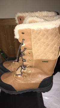 Waterproof Winter Boots for feet size 38-40  Toronto, M6M 5H6