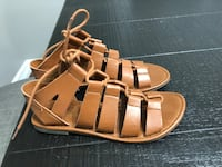 Sandals size 6 FIRM Edinburg, 78542