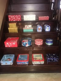 Assorted Christmas Boxes