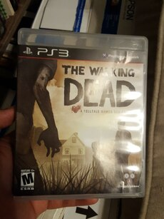PS3 Game The Walking Dead