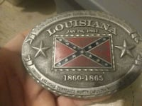 belt buckle Farmerville, 71241