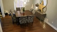 Solid Dining TABLE ONLY