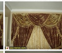 Costume window curtain Ajax, L1T 4K7