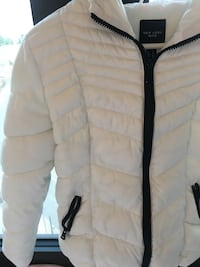 White New Look Petite coat (size UK 8) Wembley, HA9