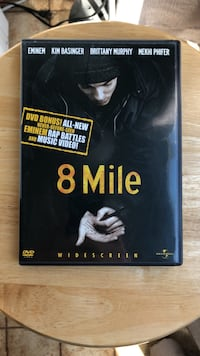 8 Mile DVD Movie