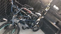 Black and gray Gt and haro New York, 10306