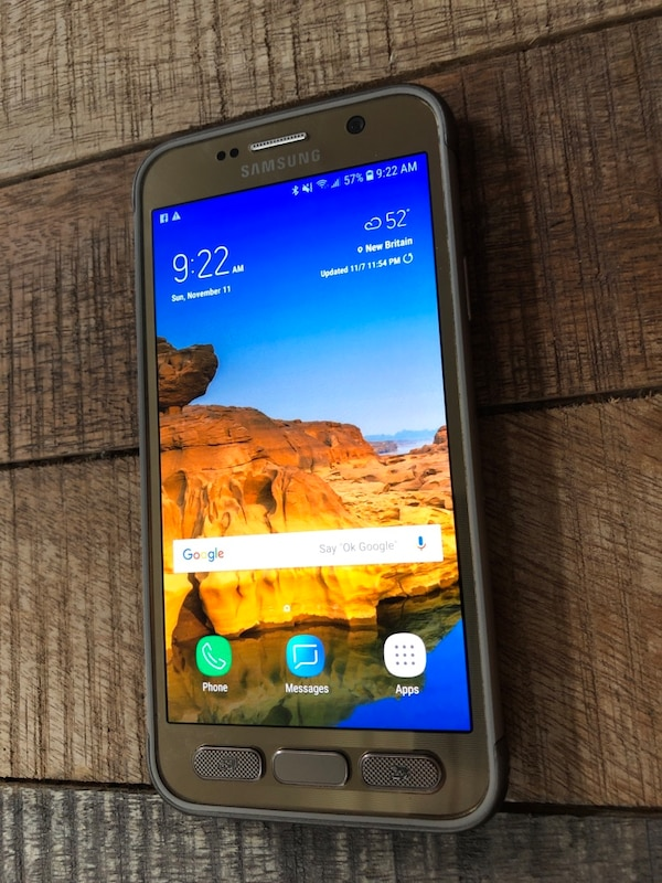 S7 active android 9