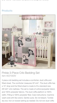 Monkey nursery decor Turlock, 95382