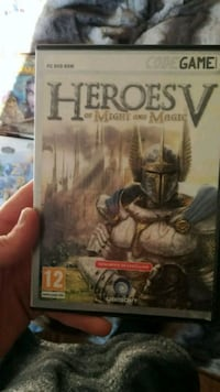 Heroes V of Might and Magic juego de ordenador Granada