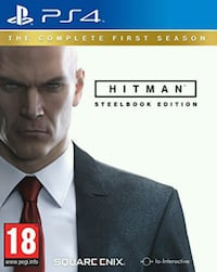 Ps4 Hitman Collection  Izmir