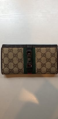 Used Tan Gucci Wallet Boca Raton, 33487