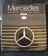 Mercedes Nothing But the Best book Damascus, 20872