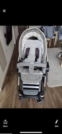 German baby stroller with a bassinet Annandale, 22003