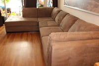 Sectional Sofa Bed by The Brick  Toronto, M5B