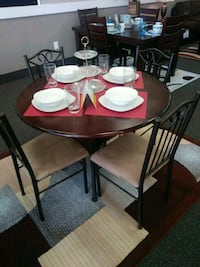 5 Piece Dinette Set 40.00 down Take Home Today West Columbia, 29169