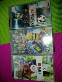three assorted PS3 game cases Washington, 20018