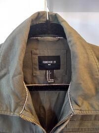 Men's Forever 21 Army/Cargo Jacket - Size S