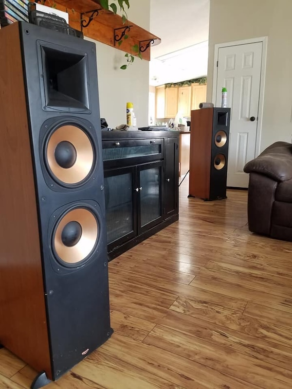 Klipsch reference 7 series fronts,rears, and subwoofer $7500.00 new f13bc885-f82d-4c74-a544-5630d37a7458